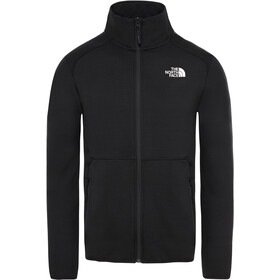 The North Face Quest Chaqueta FZ Hombre, tnf black